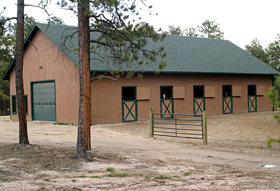 Horse Care Center